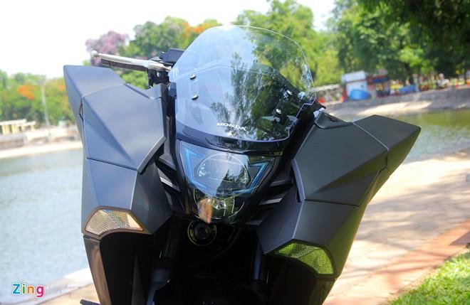 Honda NM4 sieu tay ga may bay phi thuyen da ve Viet Nam - 5