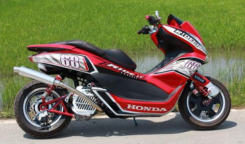 Honda PCX Ride It Sport Version