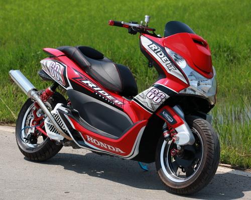 Honda PCX Ride It Sport Version - 2