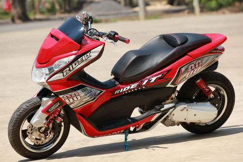 Honda PCX Ride It Sport Version - 3