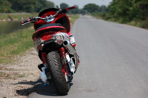 Honda PCX Ride It Sport Version - 4