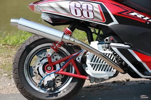 Honda PCX Ride It Sport Version - 5