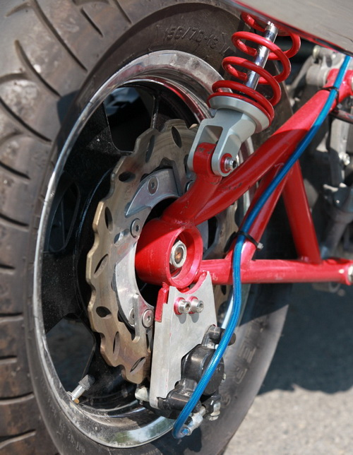 Honda PCX Ride It Sport Version - 6