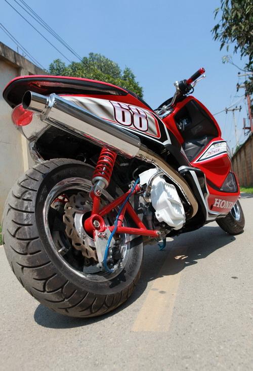 Honda PCX Ride It Sport Version - 8