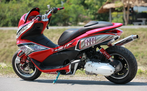 Honda PCX Ride It Sport Version - 9