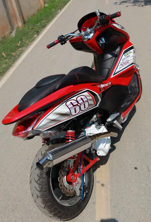 Honda PCX Ride It Sport Version - 10