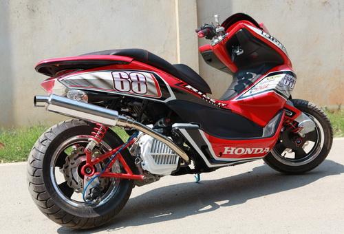 Honda PCX Ride It Sport Version - 11