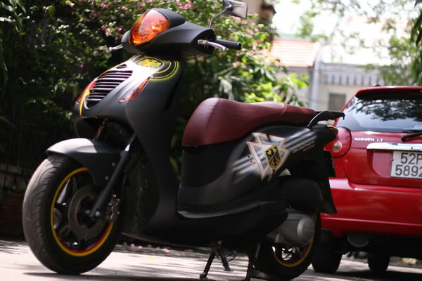 Honda PS tinh yeu cung doi tuyen Duc - 19