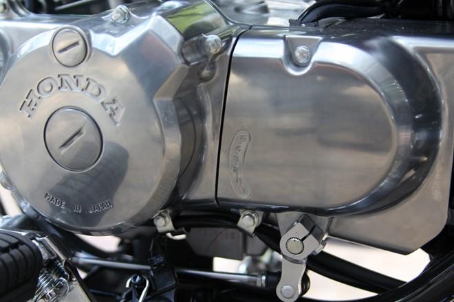 Honda Rebel 250 2014 vua ve Viet Nam - 13