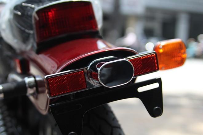 Honda Rebel 250 2014 vua ve Viet Nam - 15