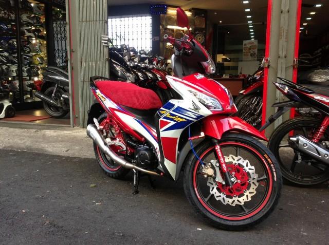 Honda Wave Malaysia do Racing Boy