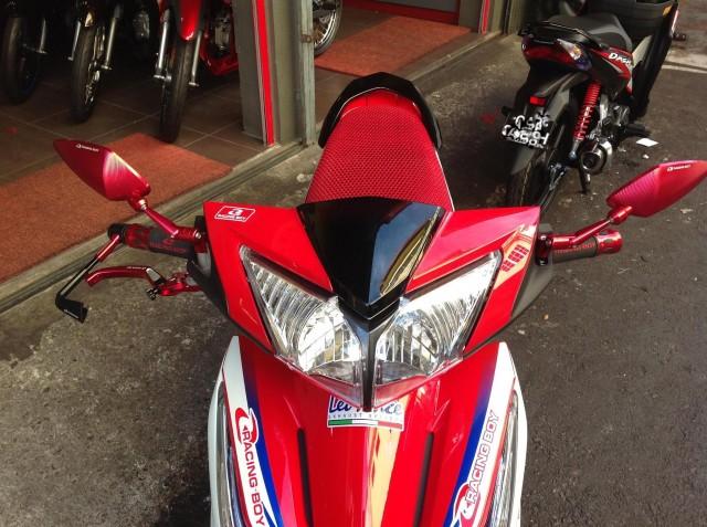 Honda Wave Malaysia do Racing Boy - 3