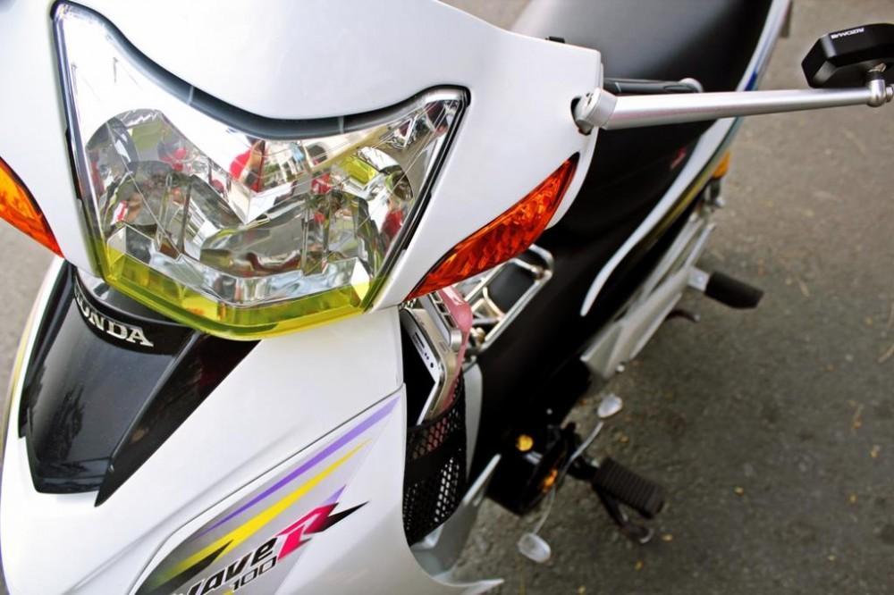 Honda wave trang tinh khoi - 3