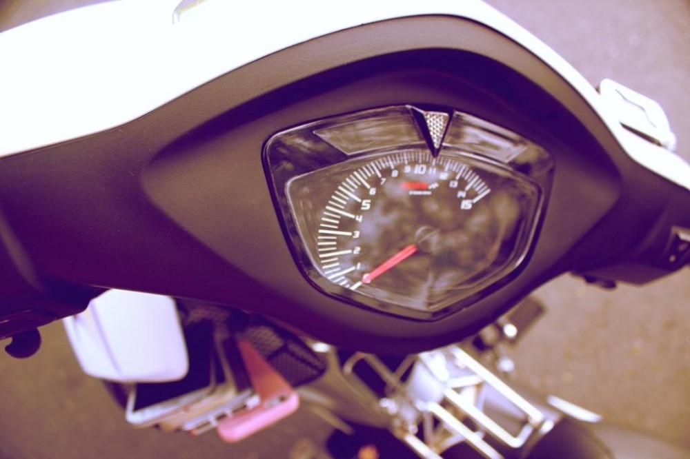 Honda wave trang tinh khoi - 4