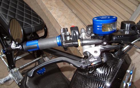 Honda Zommer X cua dan choi Ha Thanh - 5