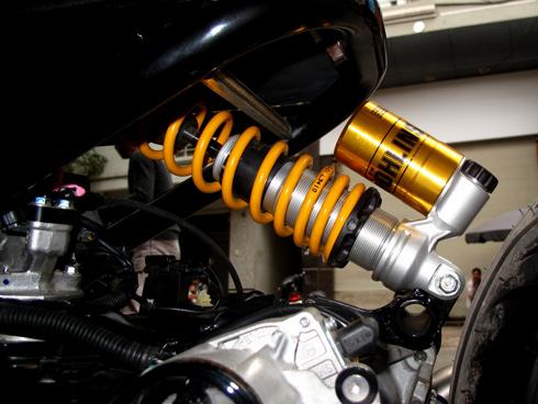 Honda Zommer X cua dan choi Ha Thanh - 7