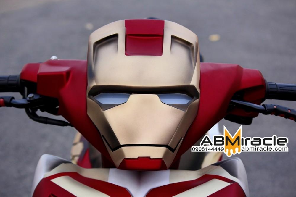 Iron Man da xuat hien de giai quyet chien su ngoai Bien Dong - 2