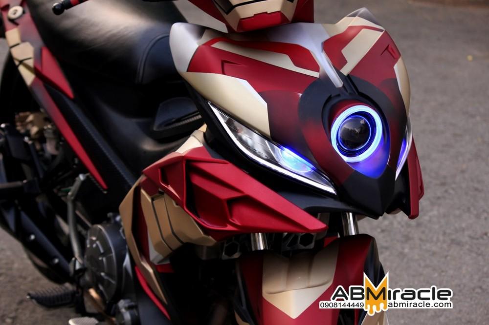 Iron Man da xuat hien de giai quyet chien su ngoai Bien Dong - 9