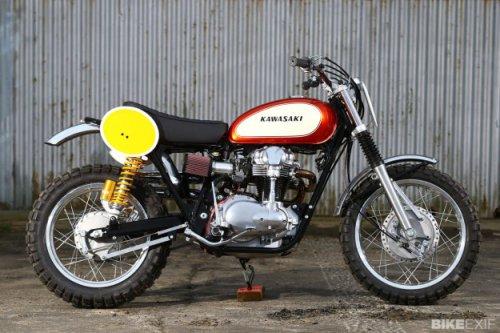 Kawasaki W650 tho lo va cuc mich - 2
