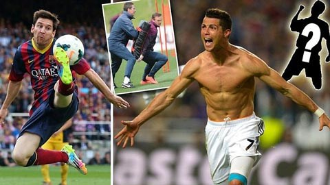 Messi xep sau Ronaldo ve gia tri thuong hieu