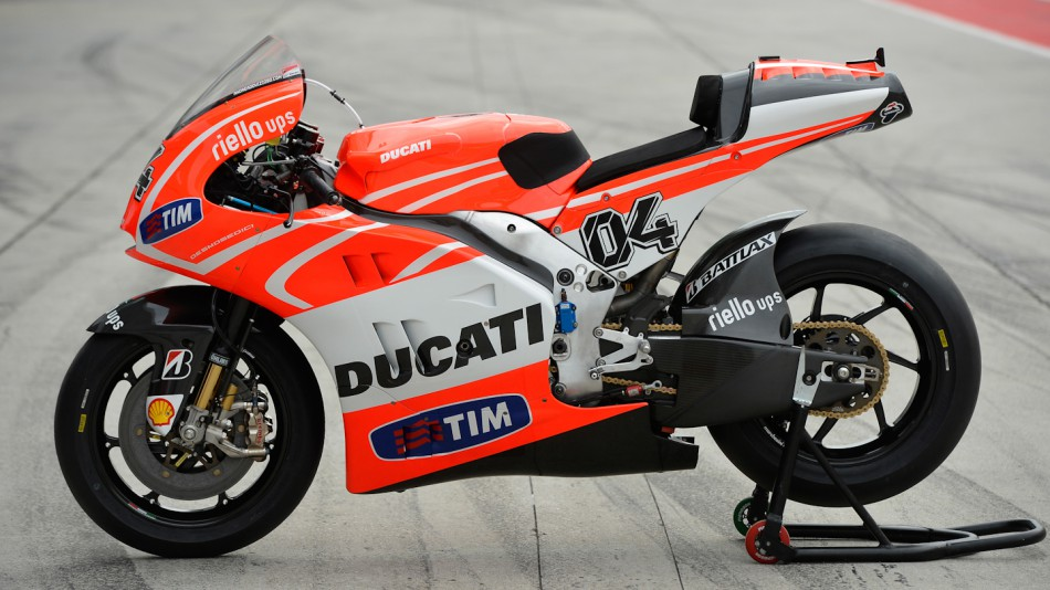 Ngam nghia Ducati Desmosedici 2014 - 2