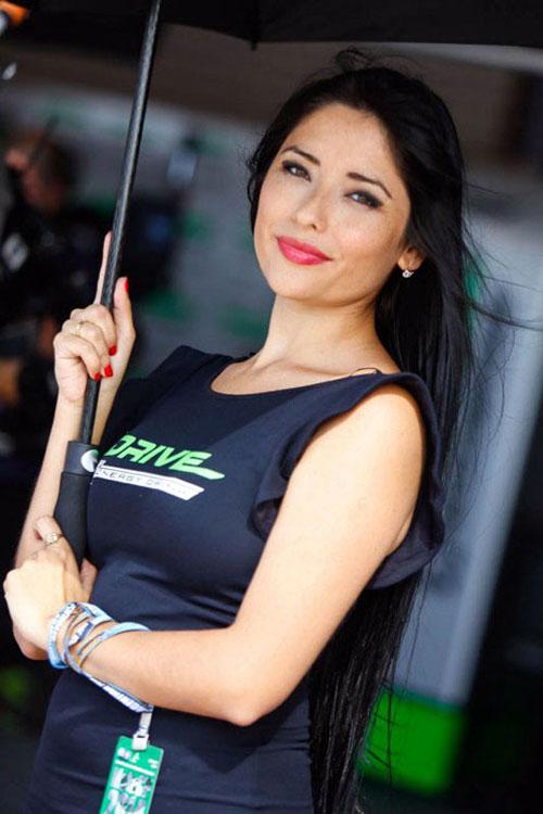 Nguoi dep khoe dang trong MotoGP 2014 tai Argentina - 16