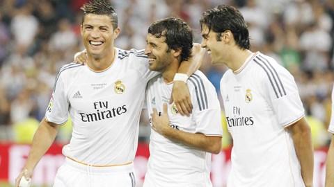 Ronaldo can dich chan sut vi dai nhat Champions League truoc Messi
