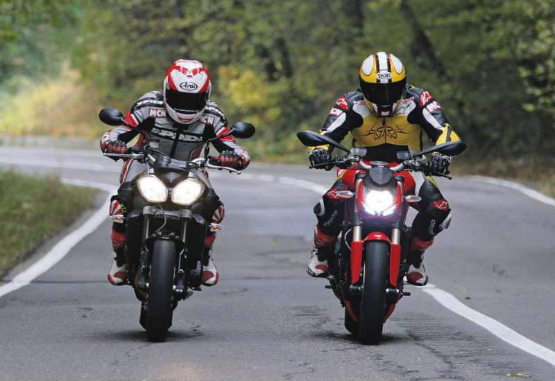 Streetfighter 848 nakedbike dep nhat cua Ducati - 3