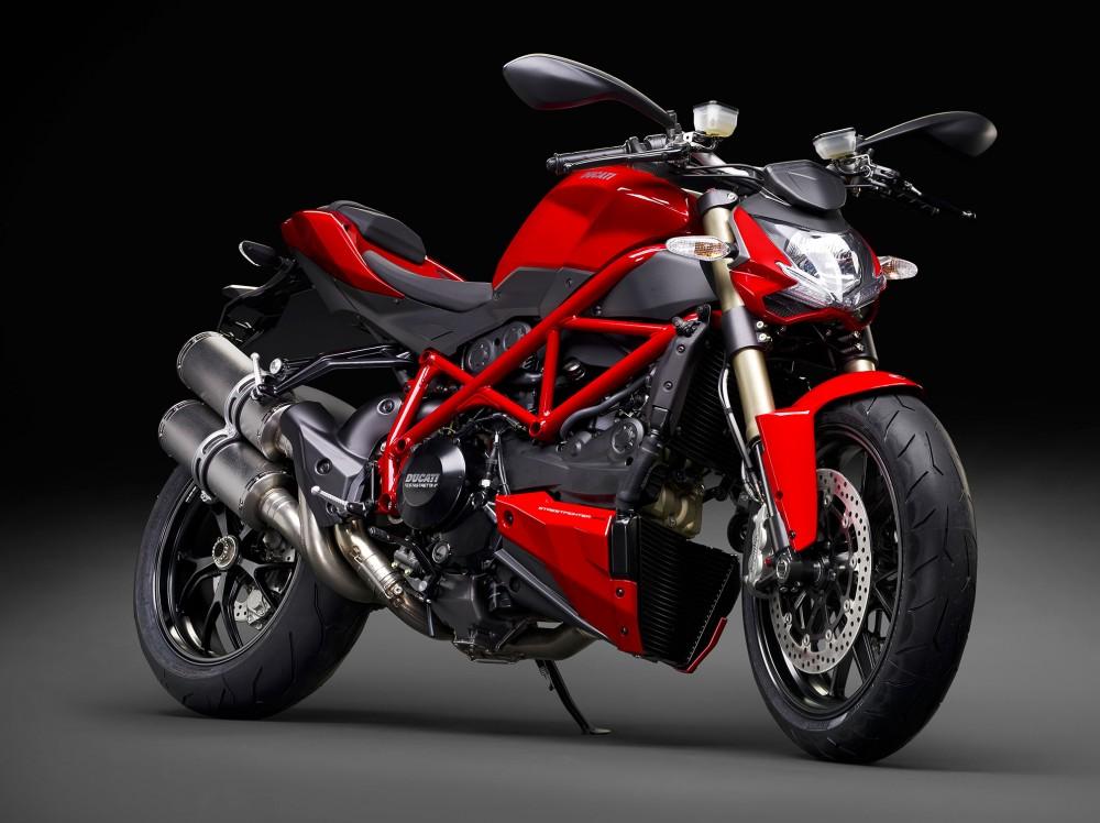 Streetfighter 848 nakedbike dep nhat cua Ducati - 2