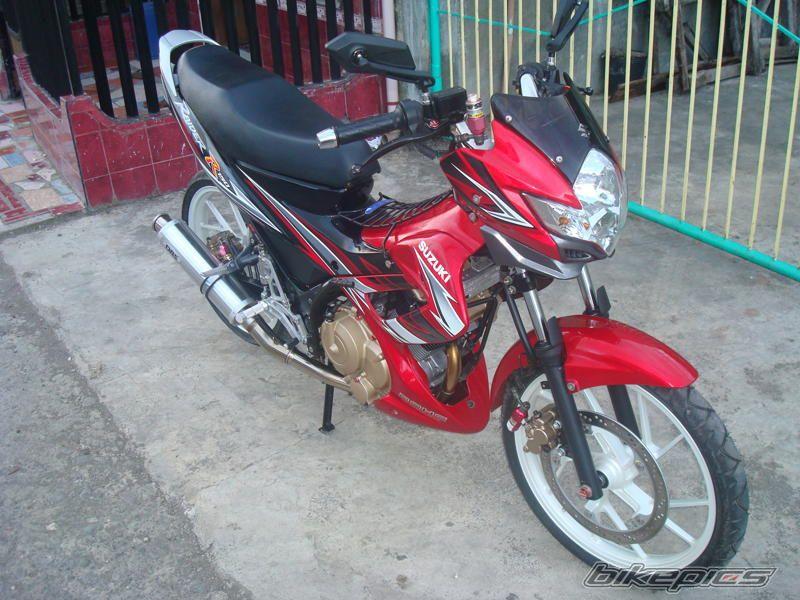 Suzuki Raider do don gian nhung chat va ca tinh - 13