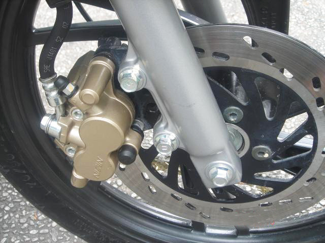 Suzuki Hayate special edition 2010 mau nau - 3