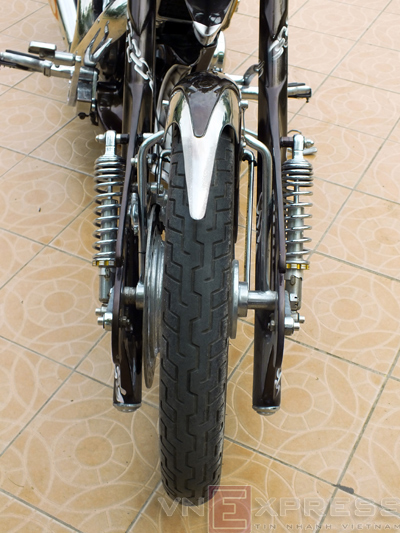 Suzuki Intruder co may moi cua Ghost Rider - 17