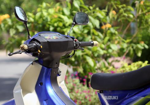 Suzuki RG Sport chua mot lan no may tai Viet Nam - 5