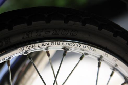 Suzuki RG Sport chua mot lan no may tai Viet Nam - 16