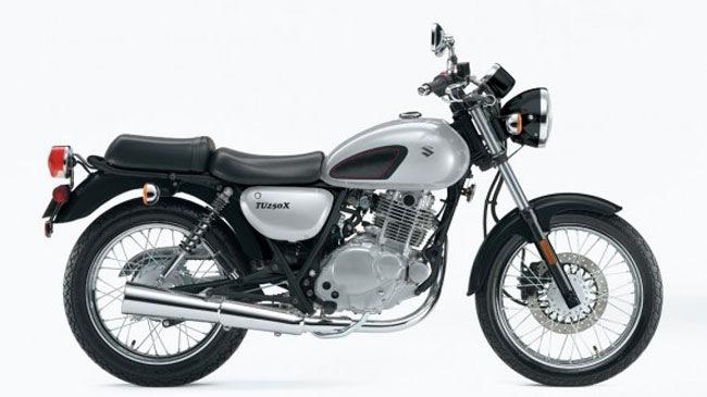 Suzuki TU250X 2015 danh cho nhung ai dam me dong xe co