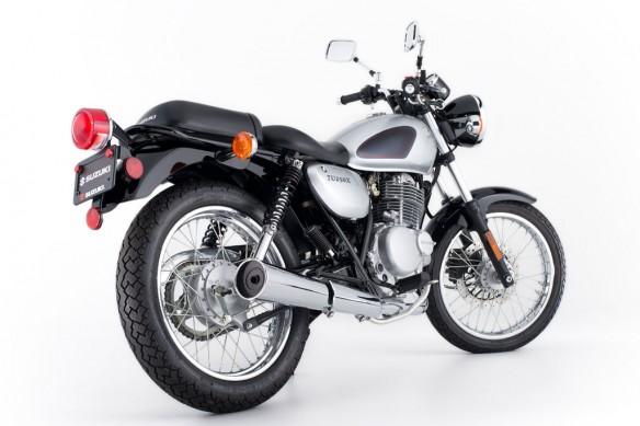 Suzuki TU250X 2015 danh cho nhung ai dam me dong xe co - 4