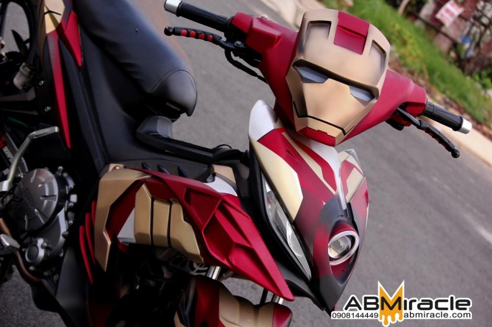 Iron Man da xuat hien de giai quyet chien su ngoai Bien Dong - 5