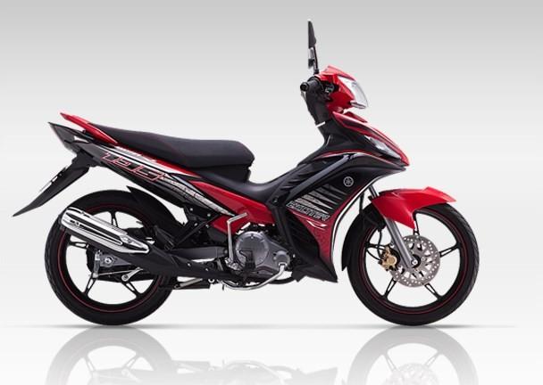 Yamaha Exciter 2014 phien ban con tay da co mau den va tem moi - 2