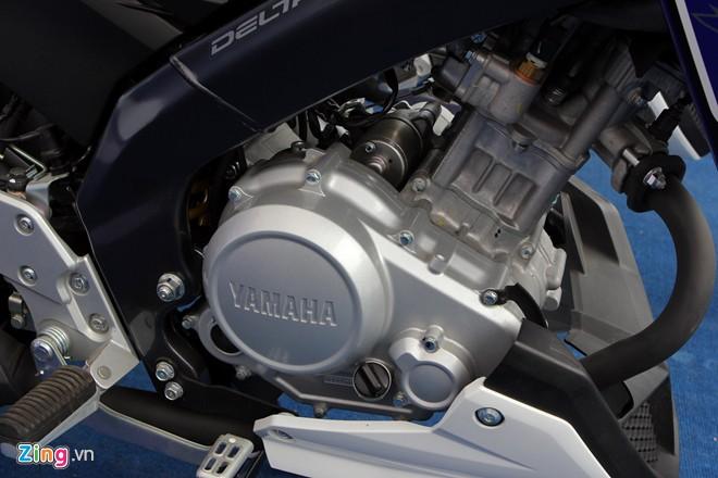 Yamaha FZ150i phien ban xanh GP tai Viet Nam - 8