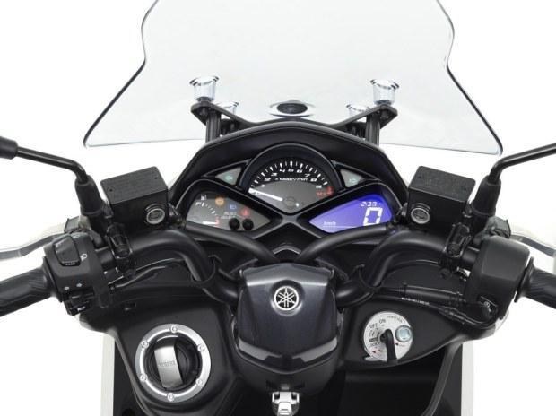 Yamaha Majesty S 125 2014 xe ga nho co thiet ke lon - 4