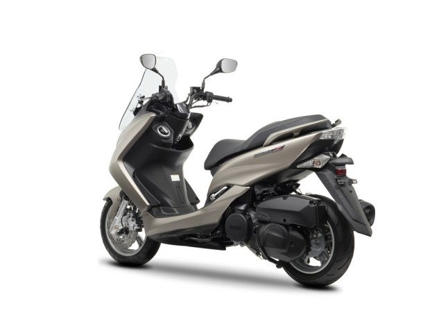 Yamaha Majesty S 125 2014 xe ga nho co thiet ke lon - 12