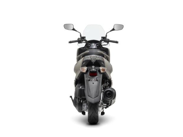 Yamaha Majesty S 125 2014 xe ga nho co thiet ke lon - 17