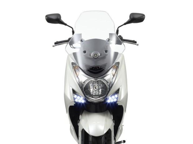 Yamaha Majesty S 125 2014 xe ga nho co thiet ke lon - 18