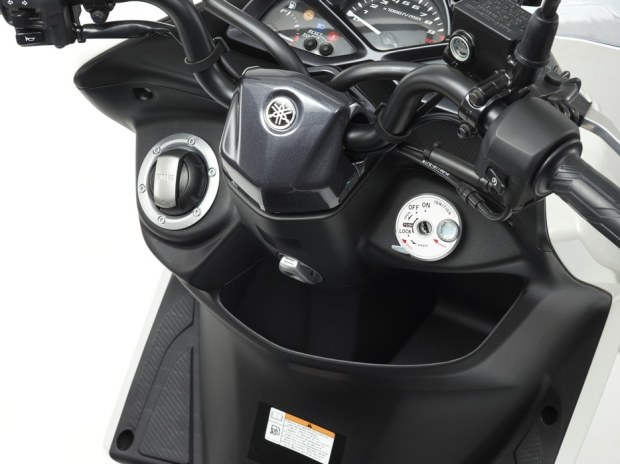 Yamaha Majesty S 125 2014 xe ga nho co thiet ke lon - 20