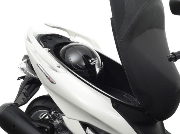Yamaha Majesty S 125 2014 xe ga nho co thiet ke lon - 26