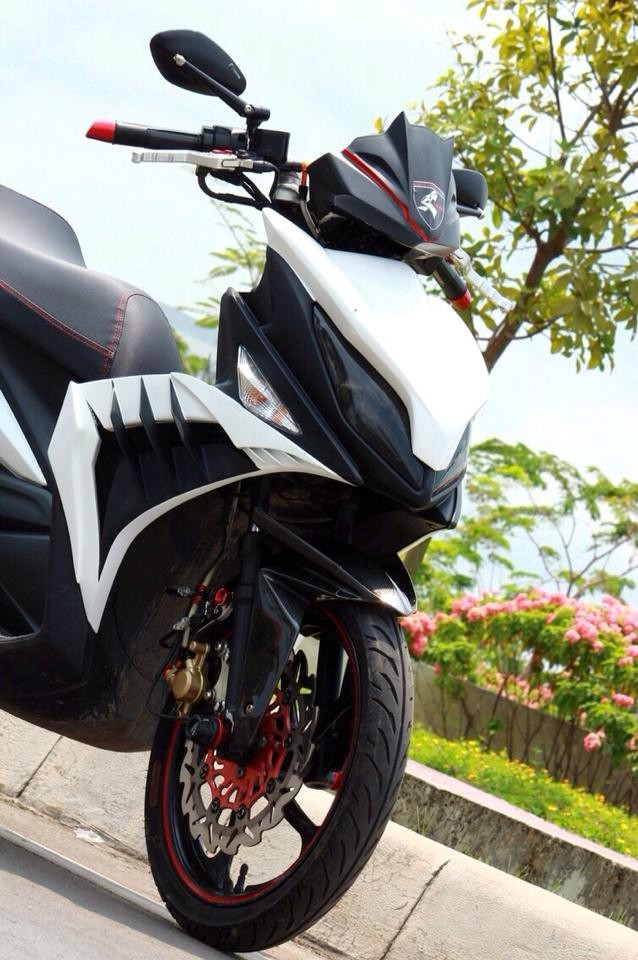 Yamaha Nouvo LX Super Sayan 4 Version - 2