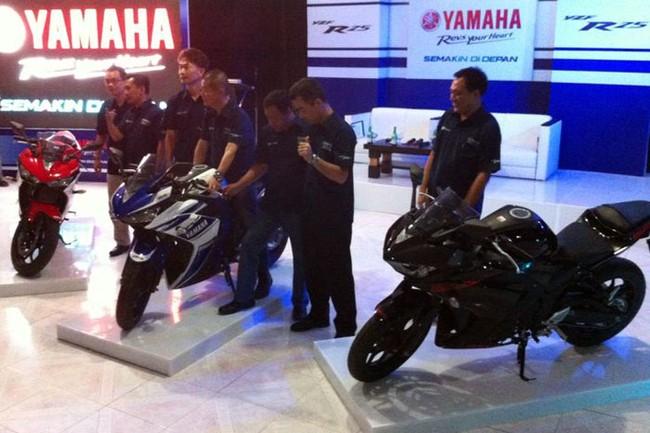 Yamaha R25 chinh thuc ra mat voi dong co 2 xilanh co gia gan 100 trieu dong - 3