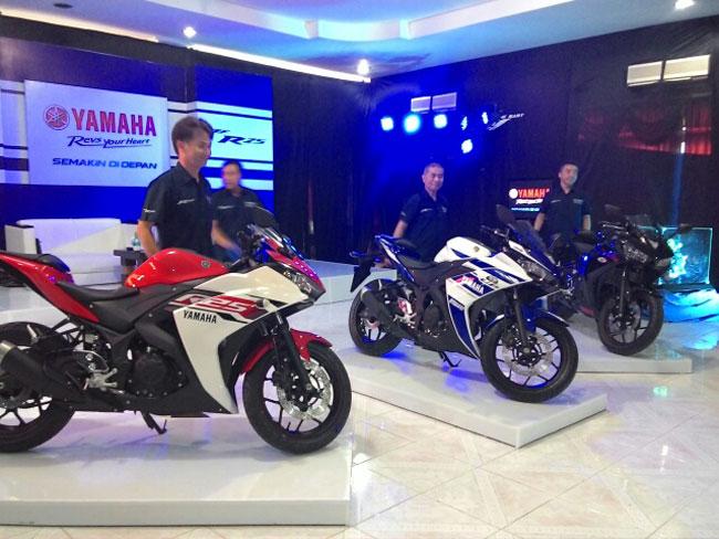Yamaha R25 chinh thuc ra mat voi dong co 2 xilanh co gia gan 100 trieu dong - 4
