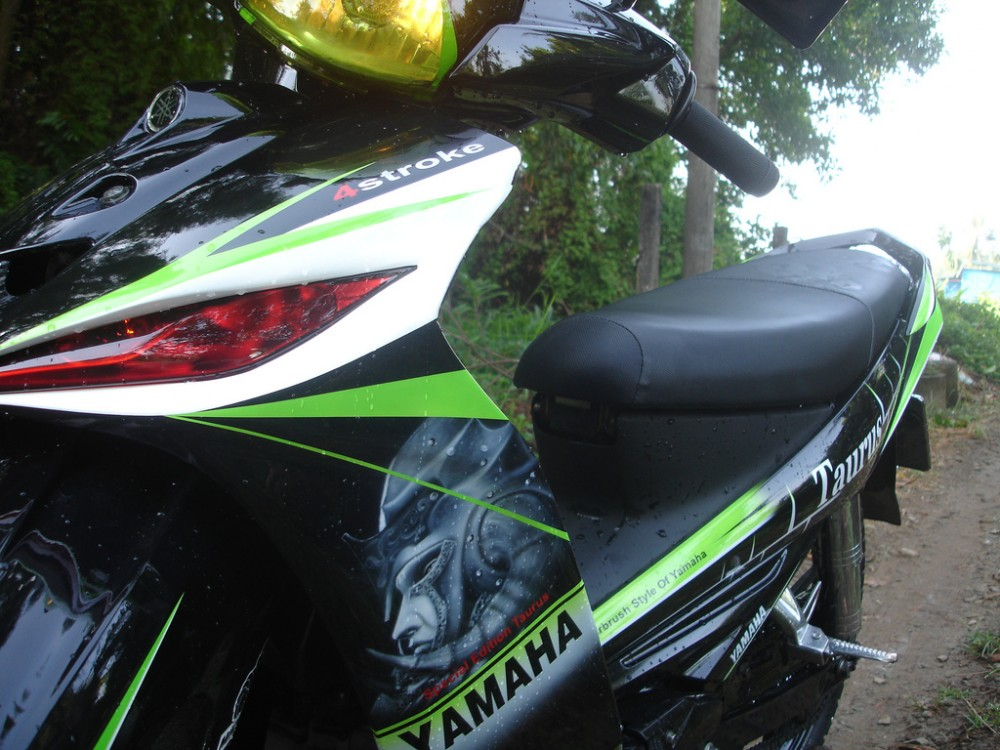 Yamaha Taurus phong cach chien binh xa lanh - 5