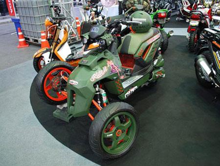 Zommer va MSX do dep tai Thai Lan - 3